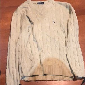 Polo sweatshirt